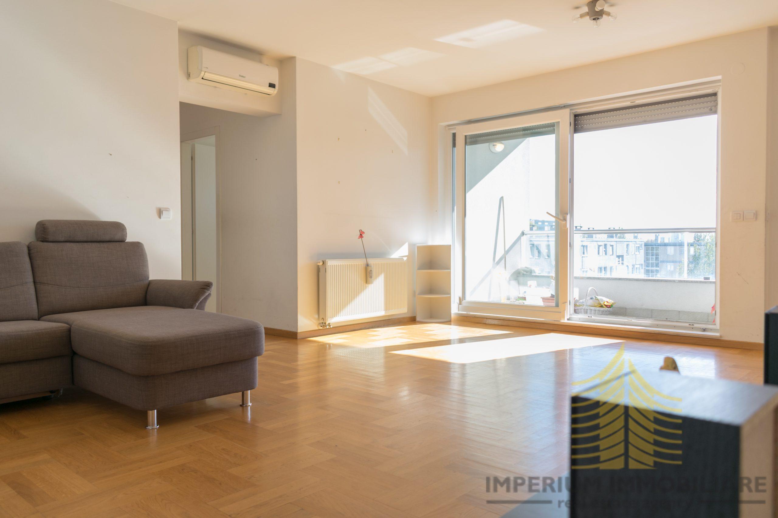 Stan: Zagreb (Črnomerec), 110 m2 , LUX.UREĐEN , BLIZINA CENTRA