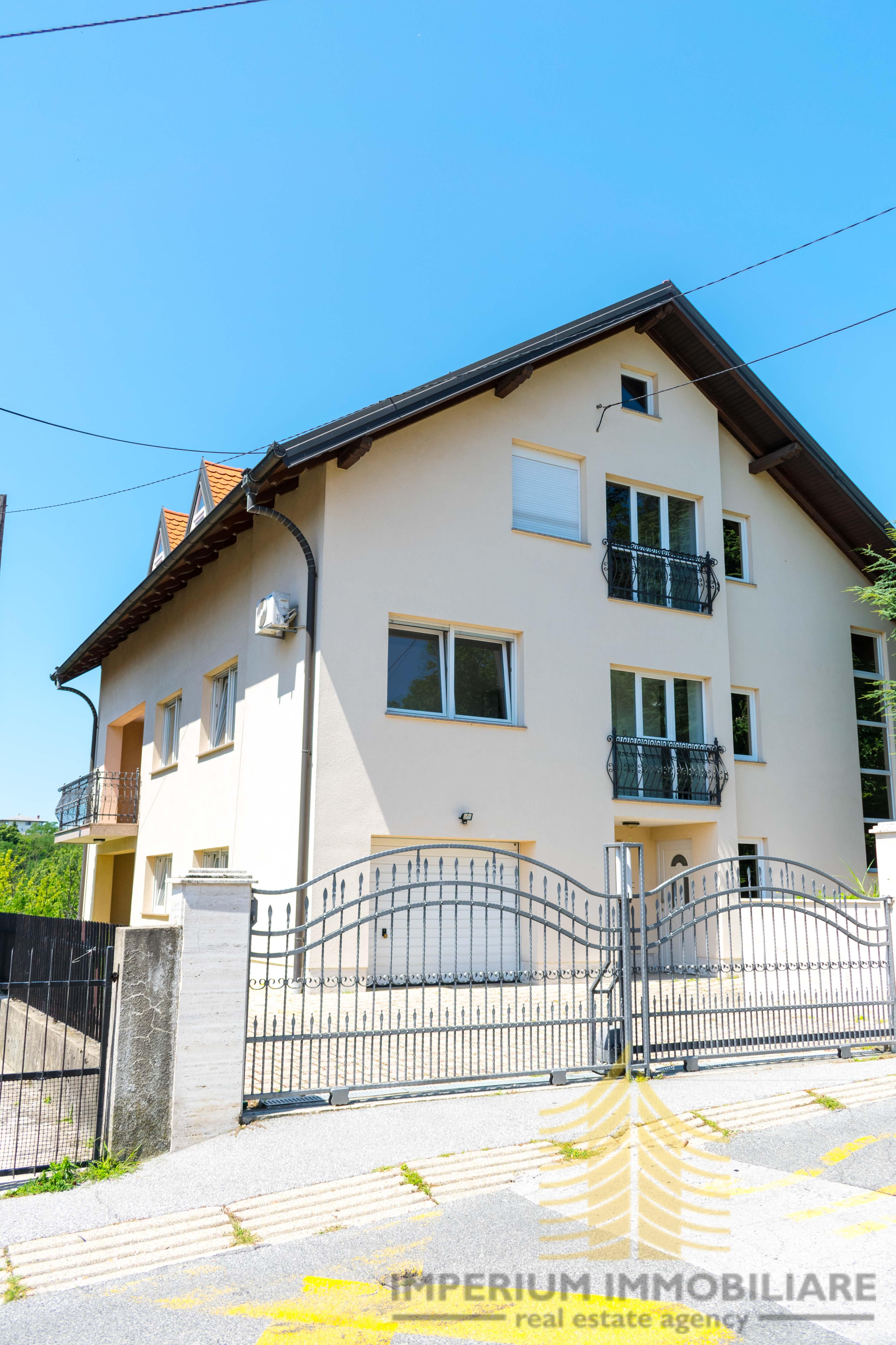 Kuća: Zagreb (Donji grad), višekatnica, 250 m2 (iznajmljena)
