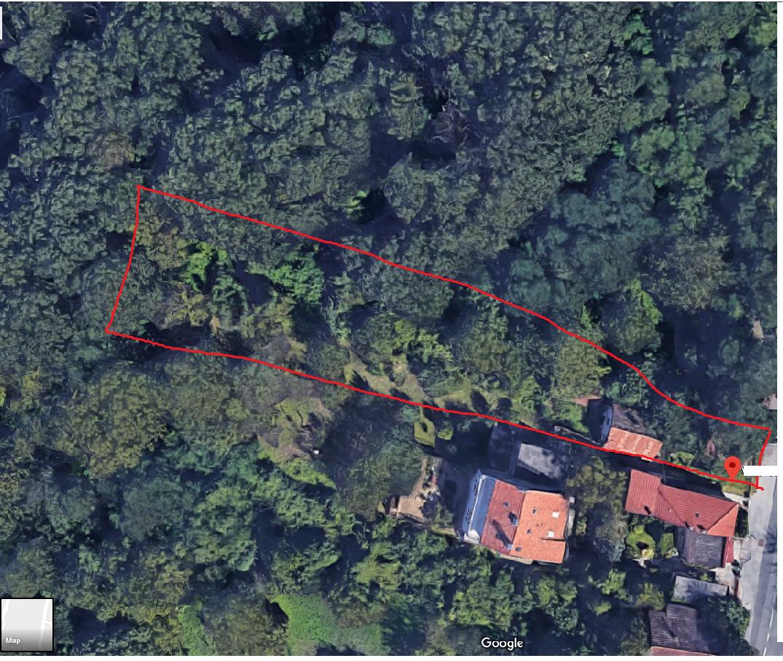 Građevinsko zemljište, Zagreb (Vrhovec), 1218 m2, PRILIKA