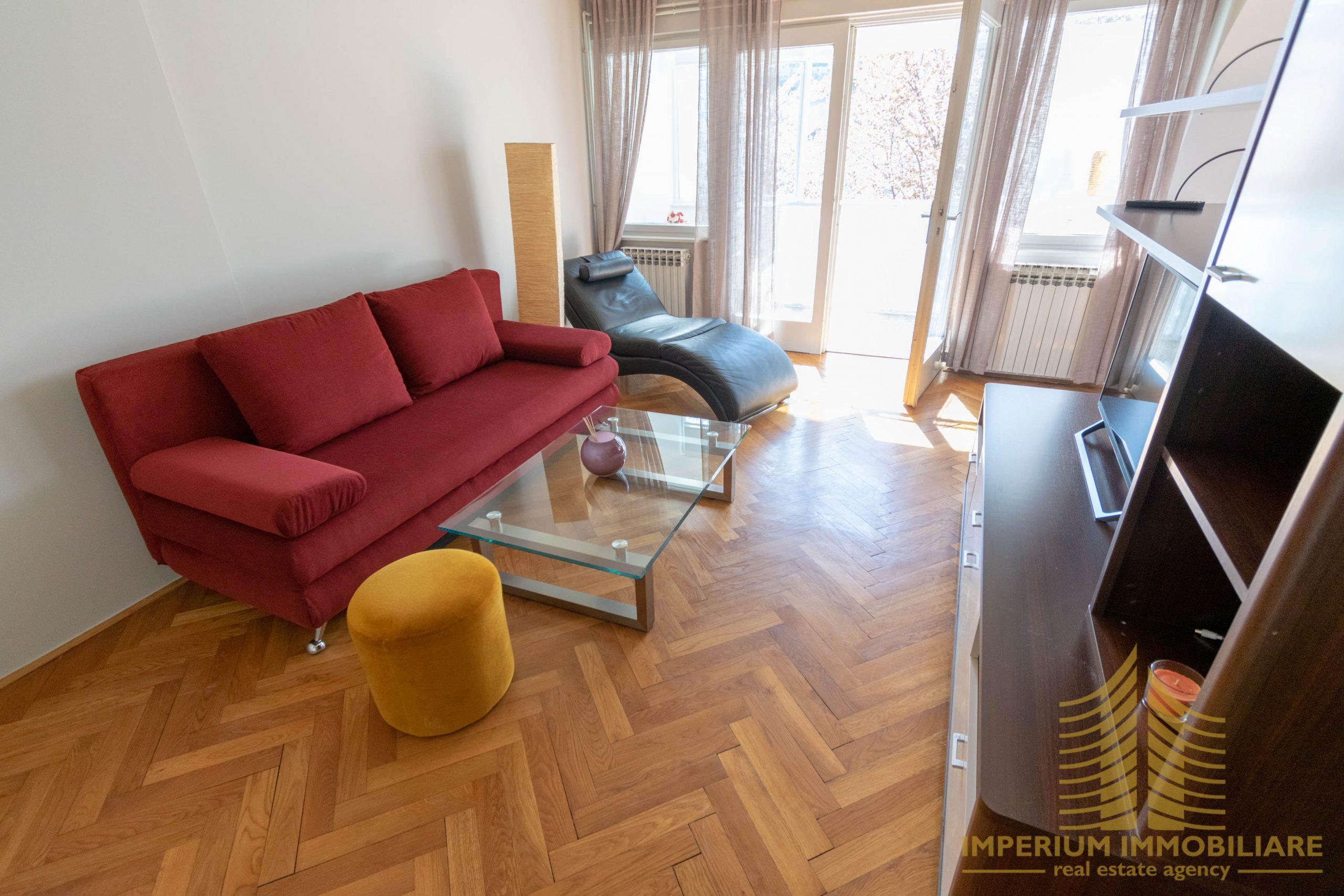 Stan: Zagreb (Maksimir), 58.00 m2 , KVATERNIKOV TRG , (iznajmljivanje)