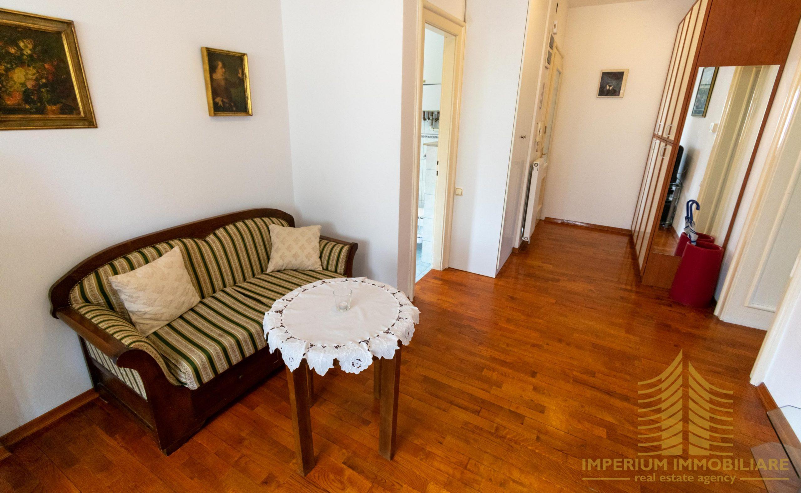 Stan: Zagreb (Tuškanac), 55.00 m2, PRILIKA, PARKING MJESTO (iznajmljivanje)