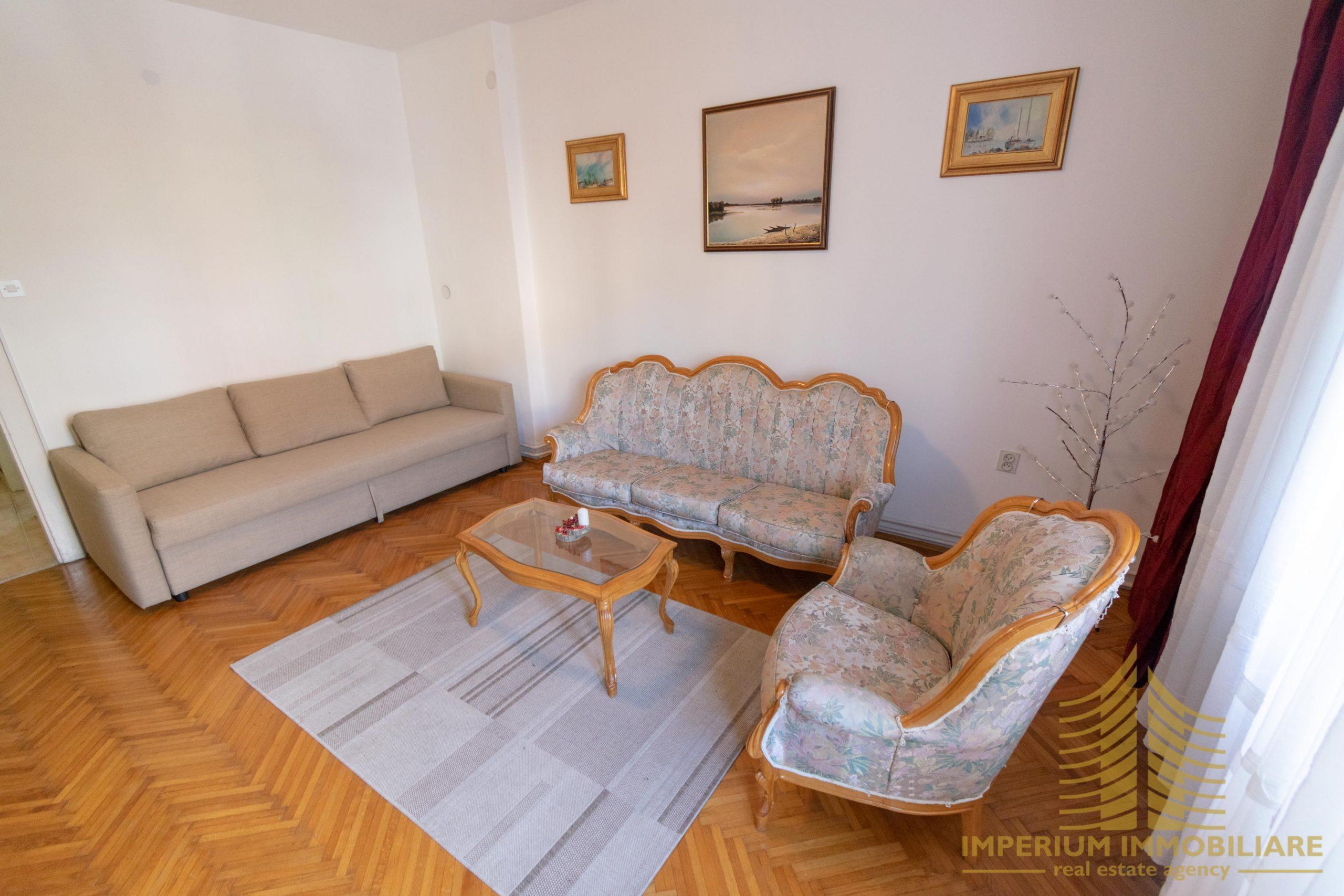 Stan: Zagreb (Donji grad), 48 m2, KVATERNIKOV TRG (iznajmljivanje)