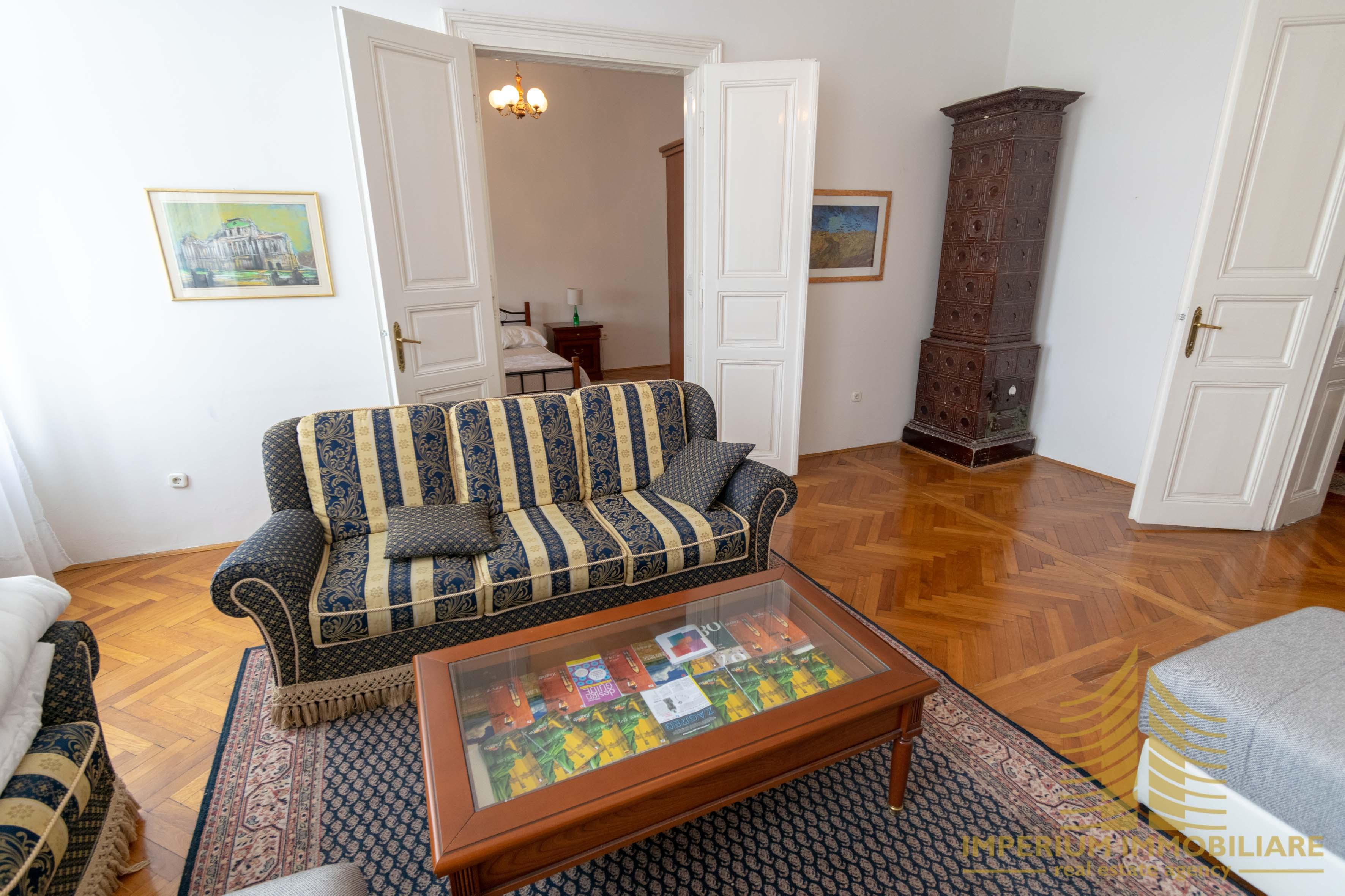 Stan: Zagreb (Donji grad), 115.00 m2, PROSTRAN, TOMISLAVAC (iznajmljivanje)