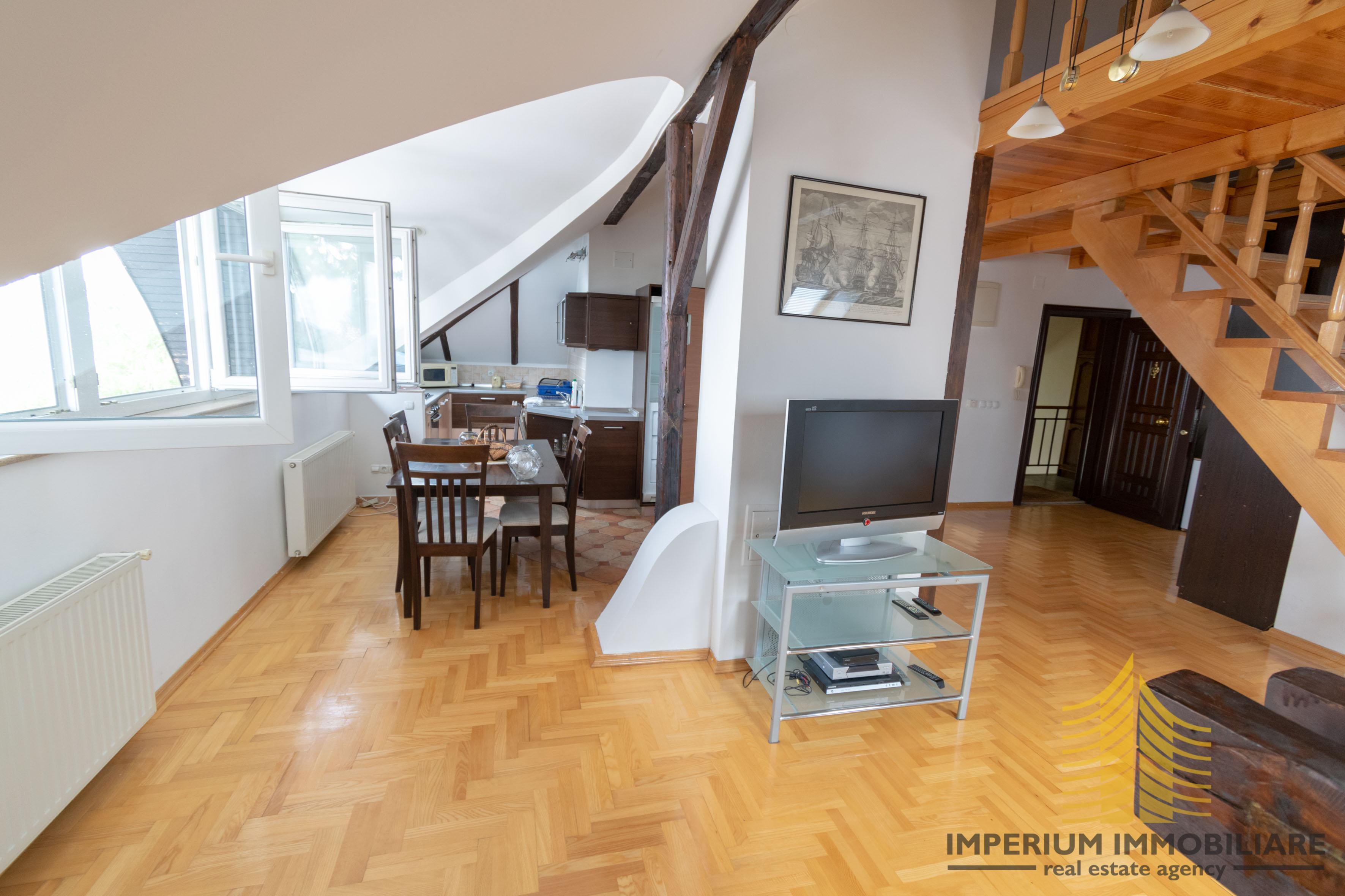 Stan: Zagreb (Pantovčak), 60 m2, ULICA DAVOR, PRILIKA (iznajmljivanje)