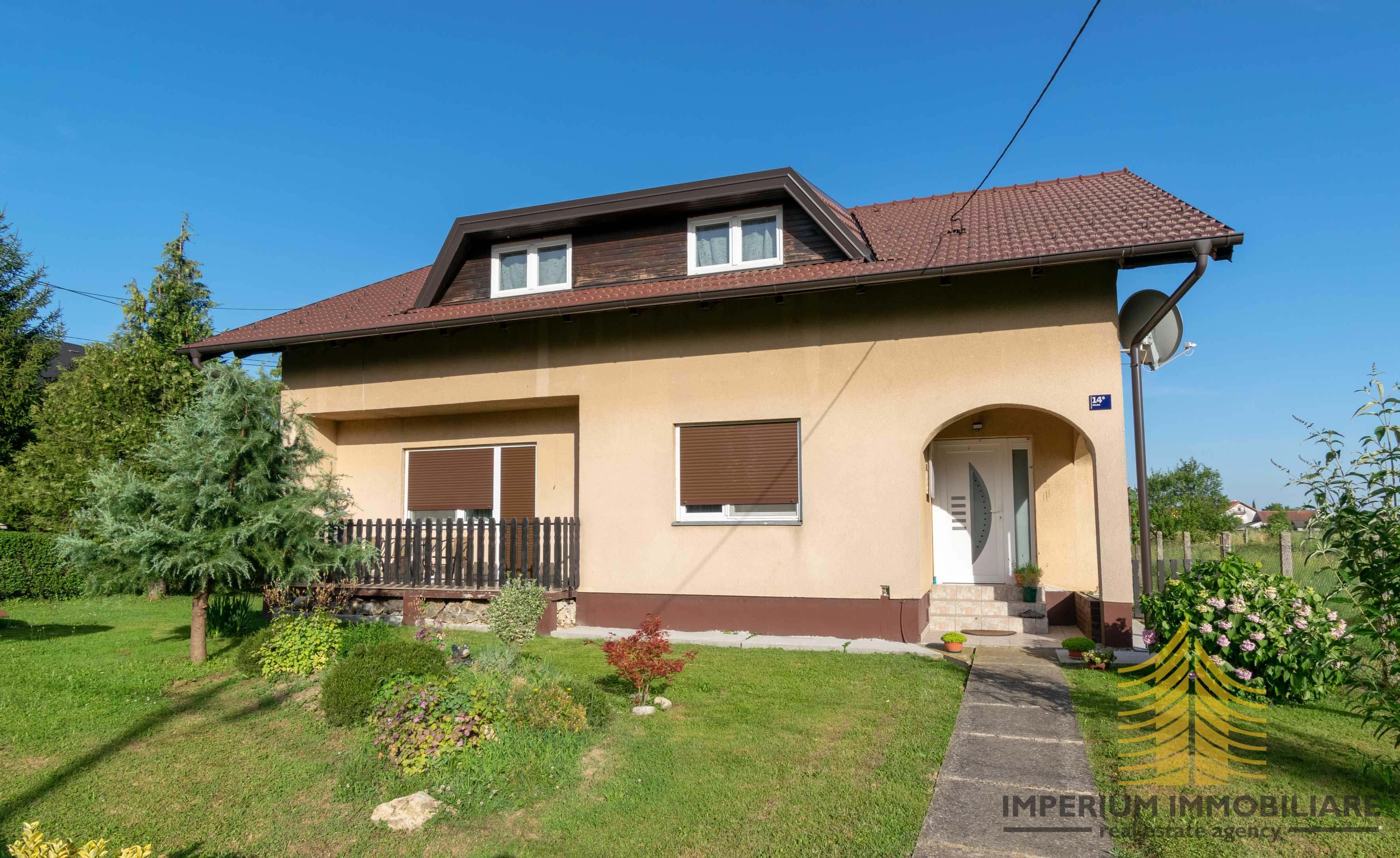 Kuća: Zagreb (Ježdovec), prizemnica, 120.00 m2, PRILIKA (prodaja)