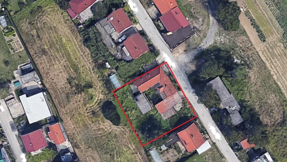 Kuća: Zagreb (Borovje), 174 m2, ZEMLJIŠTE INVESTICIJA (prodaja)
