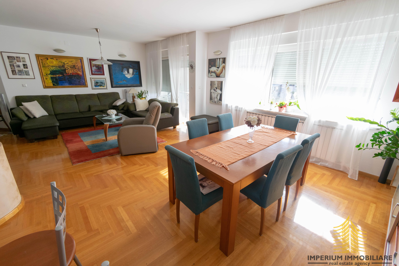 Stan: Zagreb (Trešnjevka), 120.00 m2, NOVOGRADNJA, GARAŽA, 3SS (iznajmljivanje)