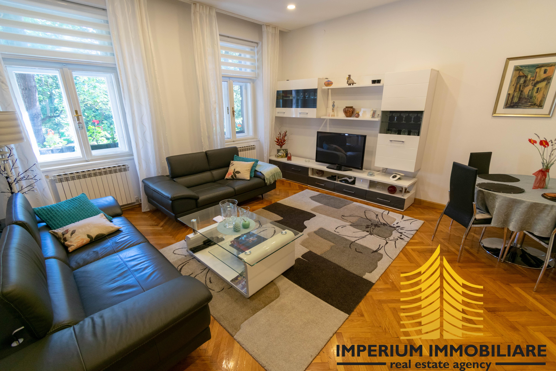 Stan: Zagreb (Donji grad), 81.00 m2, NOVOUREĐEN,TOP LOKACIJA! (prodaja)