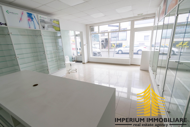 Poslovni prostor: Zagreb (Trešnjevka), BAŠTIJANOVA, 120 m2 (iznajmljivanje)