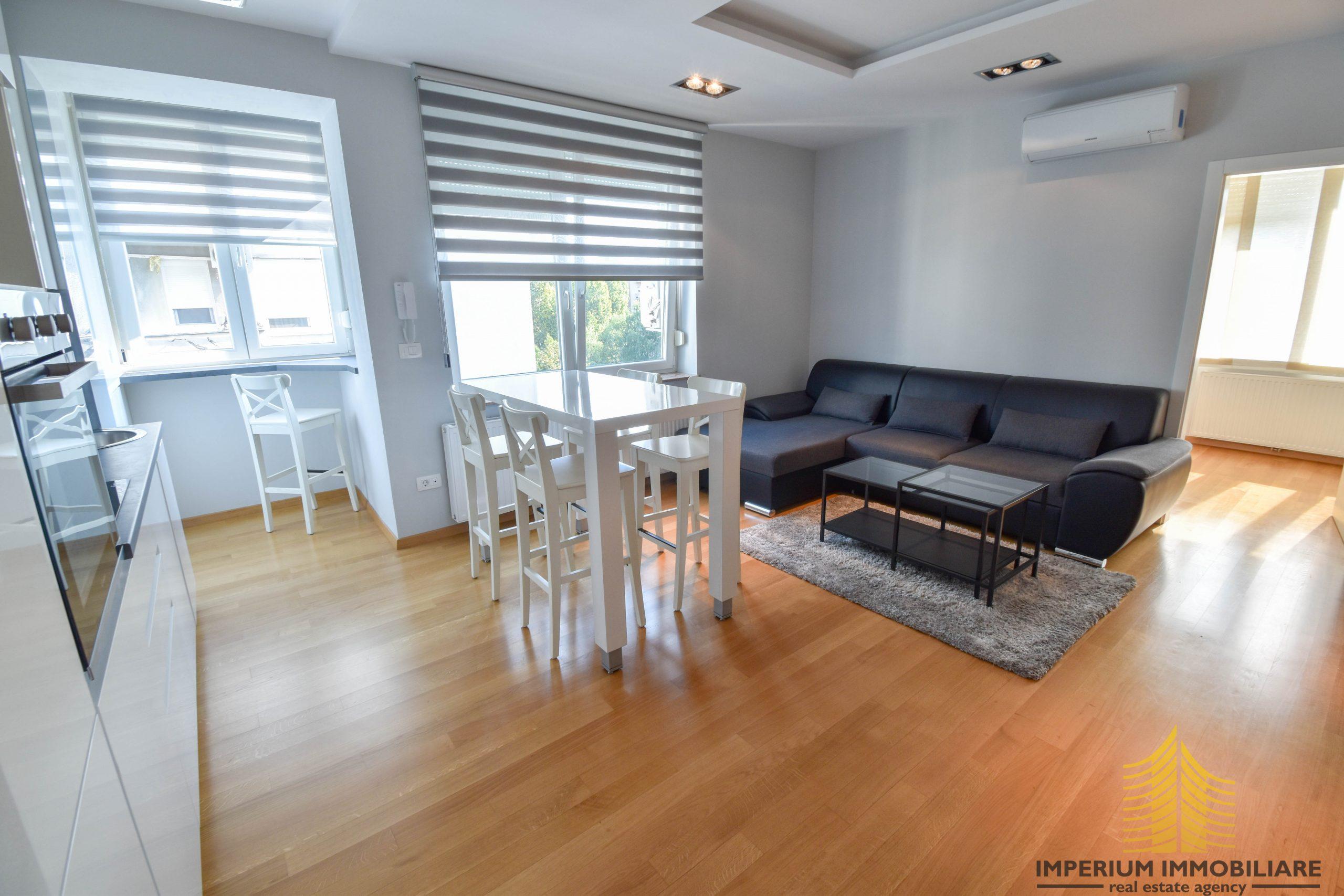 Stan: Zagreb (Donji grad), 55.00 m2 , LUX. UREĐEN , ŠUBIĆEVA ULICA (iznajmljivanje)