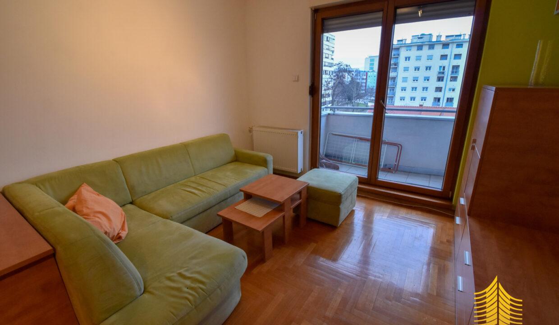 Stan: Zagreb (Prečko), 48.00 m2, NOVOGRADNJA, HORVAĆANSKA (iznajmljivanje)