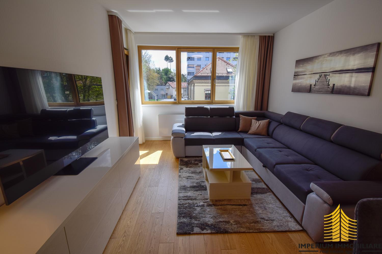 Stan: Zagreb (Donji grad), 82.00 m2 + 2GPM, LUX NOVOGRADNJA (iznajmljivanje)