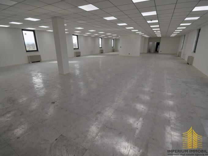 Poslovni prostor: Zagreb (Lanište), uredski, 459 m2 !! NOVOGRADNJA !! (iznajmljivanje)