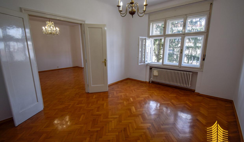 Stan: Zagreb (Pantovčak), Buconjićeva ul, 165.00 m2 + garaža (iznajmljivanje)