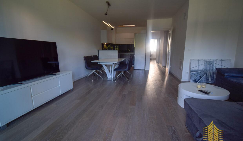 Stan: Zagreb (Središće), MEANDAR, NOVO LUX., 80 m2 + 20 m2 GARAŽA (iznajmljivanje)