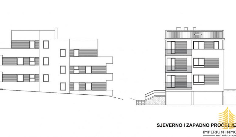 Stan: Zagreb (Stan: Zagreb (Borčec), LUX. NOVOGRADNJA, 66.00 m2 + vrt 184 m2, 3soban (prodaja)Borčec), LUX. NOVOGRADNJA, 66.00 m2 + vrt 184 m2, 3soban (prodaja)