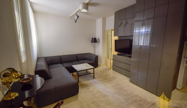 Stan: Zagreb (Maksimir), 53.00 m2, novogradnja, parking (iznajmljivanje)