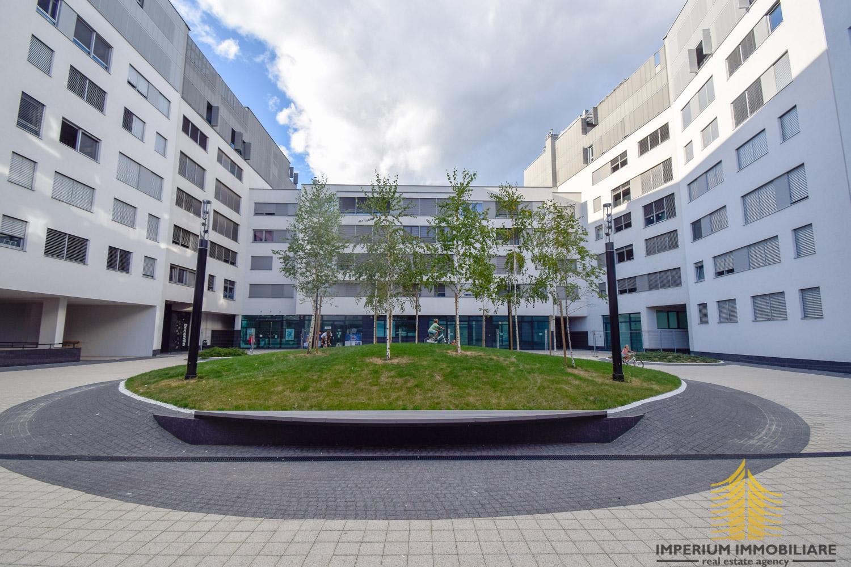 Stan: Zagreb (Trnje), 47.00 m2 + 13 m2 gpm, NOVOGRADNJA SARAS CENTAR (iznajmljivanje)